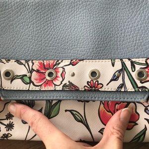 a0ed8cfc5 Sam & Libby Bags | Sam Libby Floral Crossbody Purse | Poshmark